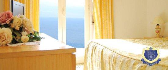 Hotel Le Rocce: Sea View Room