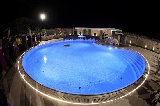 Hotel Le Rocce : Pool Side