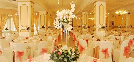 "Hotel Le Rocce: La sala ricevimenti ""Amalfi"""