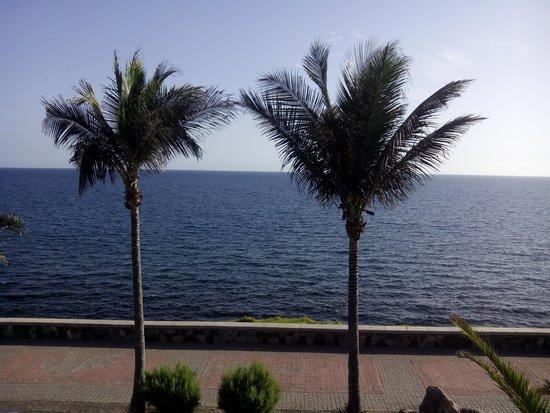 ClubHotel Riu Gran Canaria: Vista desde el restaurante Atlantico