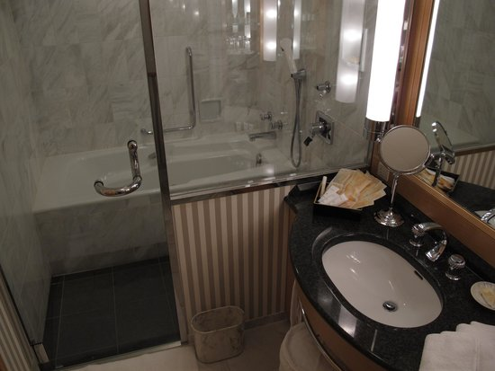 Imperial Hotel Osaka: loves the bathroom