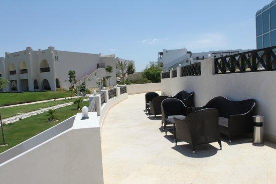 Hilton Marsa Alam Nubian Resort : Hotel grounds