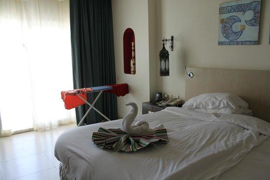 Hilton Marsa Alam Nubian Resort : Room