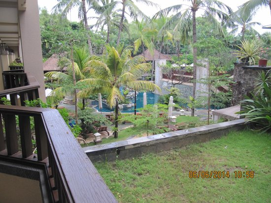 Kuta Paradiso Hotel: View from my room