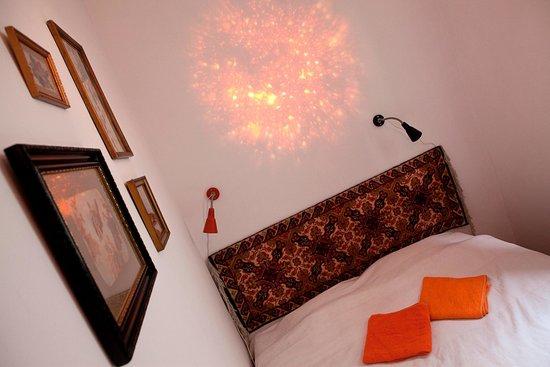 Aventura Boutique Hostel: Retro Apartment bedroom