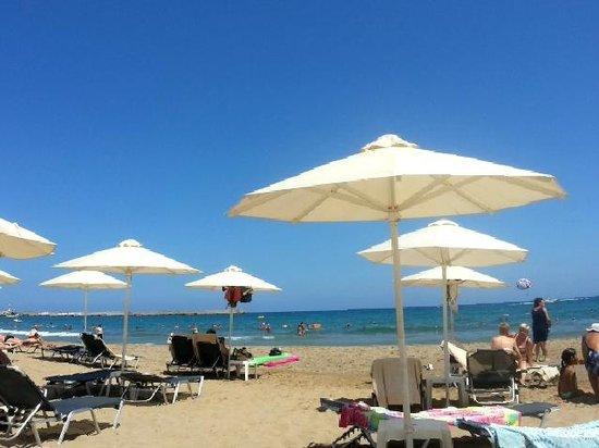 AQUILA Porto Rethymno Hotel: strand