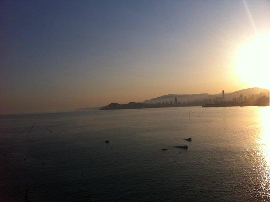 Portofino Playa : Vue du 5ème étage