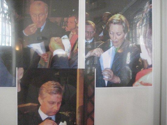 Friet Museum : de Koninklijke familie aan de friet