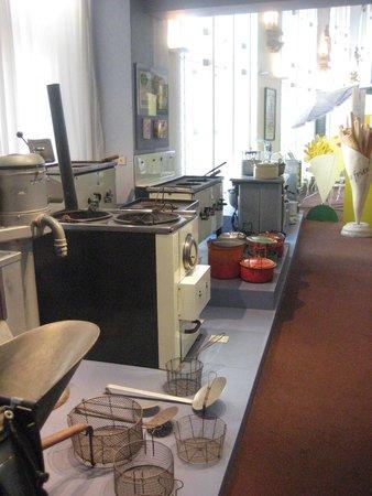 Friet Museum : óude friet attributen'