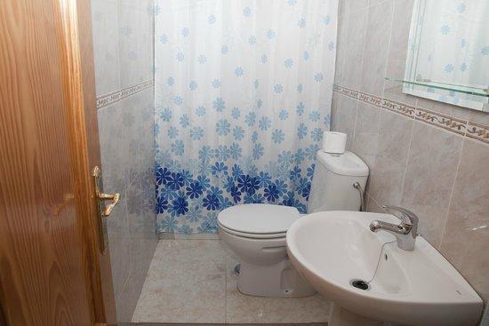 Casas Rurales Santos : Baño