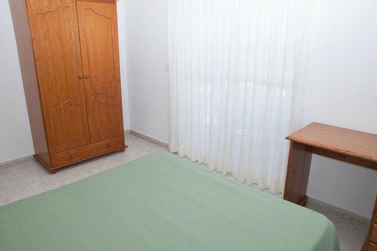 Casas Rurales Santos : Dormitorio