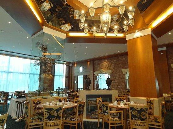 Metropolitan Hotel: 食堂です