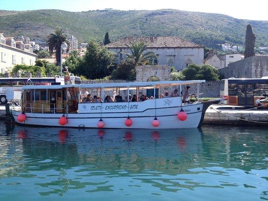 Dubrovnik Boat Tours
