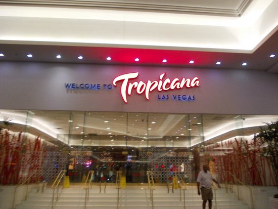 Tropicana Las Vegas - A DoubleTree by Hilton Hotel: Ingresso