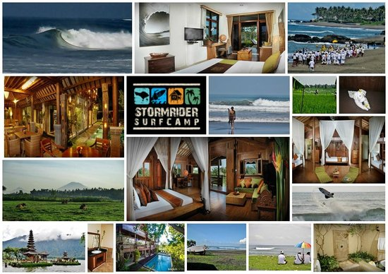 Stormrider Surfcamp Bali: your relaxing place