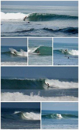 Stormrider Surfcamp Bali: Backyardfun ;)