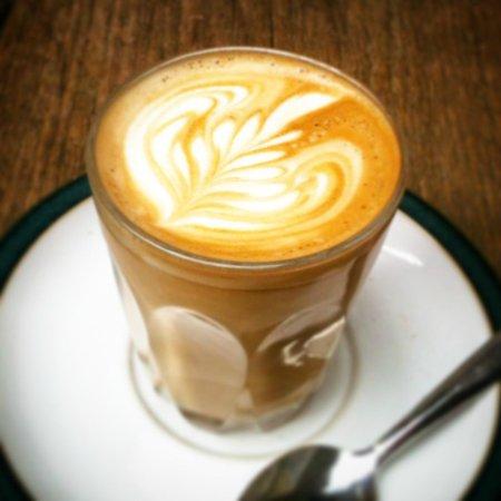 "Flat White Durham Cafe : The Title Track- ""Flat White"""