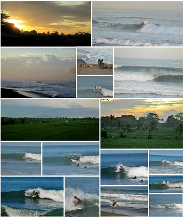 Stormrider Surfcamp Bali: Enjoy the view around...