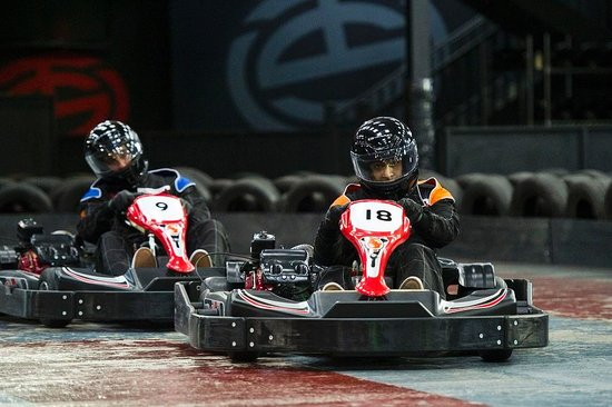 TeamSport Indoor Go Karting West London Acton