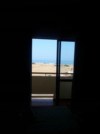 Royal Costa Hotel: Sea view