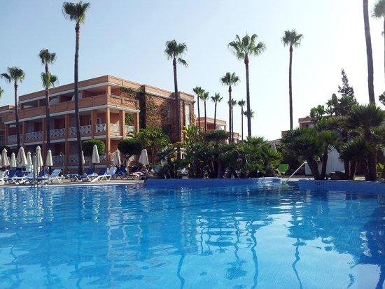 Hotel Barrosa Park: Gloria bendita