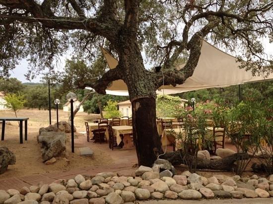 Borgo di Campagna: dineren