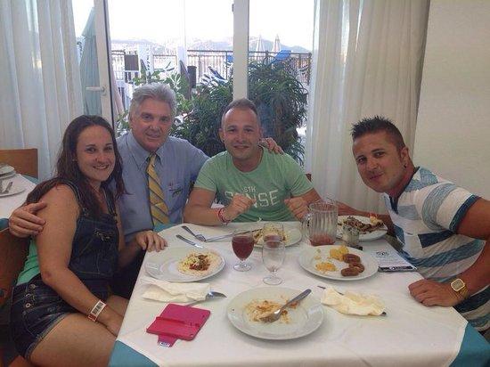 Hotel San Remo: Nos volveremos a ver muy pronto!!!! gracias gracias y gracias!!!!