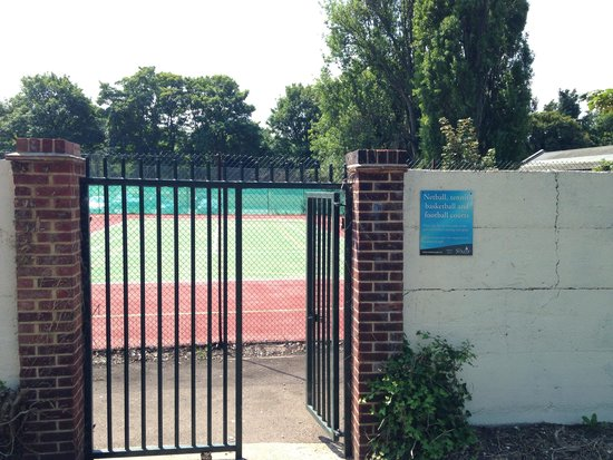 Tennis courts to hire picture of the strand leisure park - The strand swimming pool gillingham ...