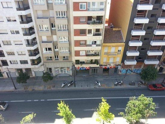 Silken Puerta Valencia: 7° piano strada principale