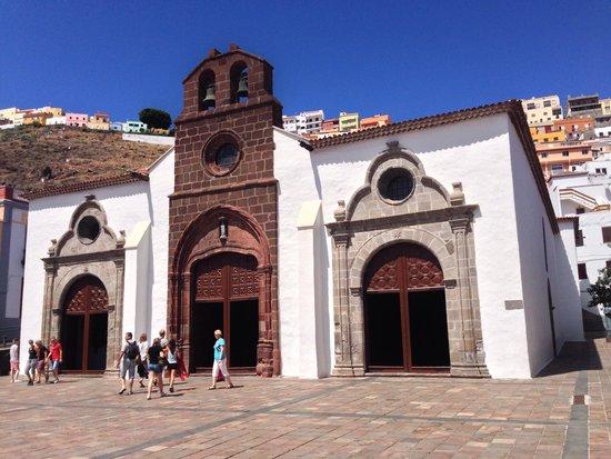 La Iglesia de la Asunción de San Sebastián de La Gomera : Снаружи
