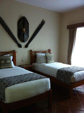 Mara River Safari Lodge: Room view