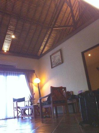Mara River Safari Lodge: Cool and cozy