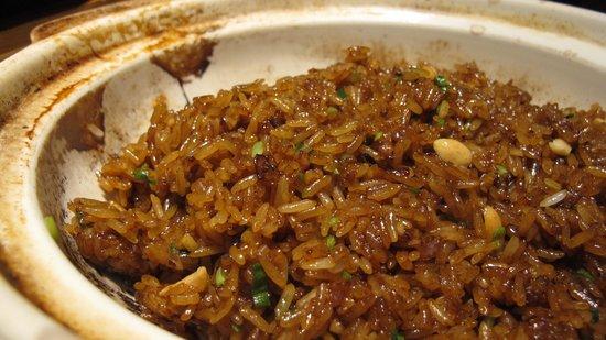 Bingsheng Pinwei Restaurant (Tianhe): my favourite fried glutinous rice