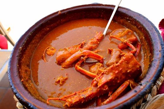 Restaurante Es Forat : Caldereta de langosta