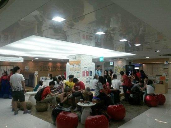 Seoul Global Cultural Center : Rest area