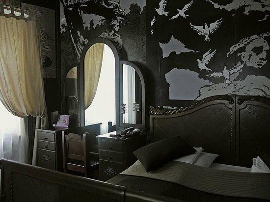 Castle Inn: sleeping area