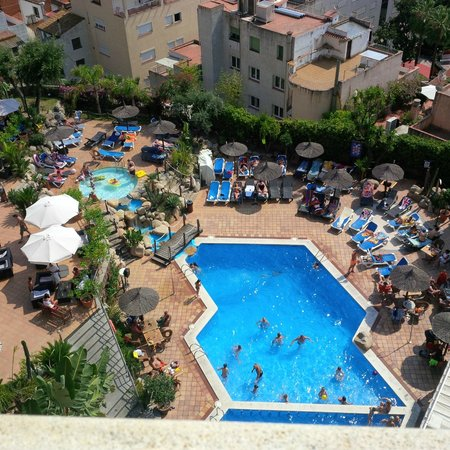 Hotel Alba Seleqtta: Swimming Pool