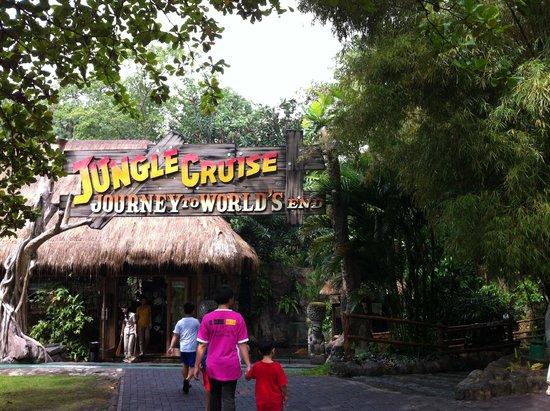 Mara River Safari Lodge: Cruise ride