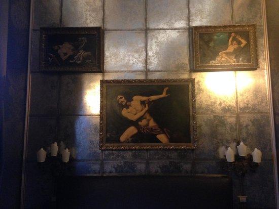 Antica Dimora delle Cinque Lune : in the room