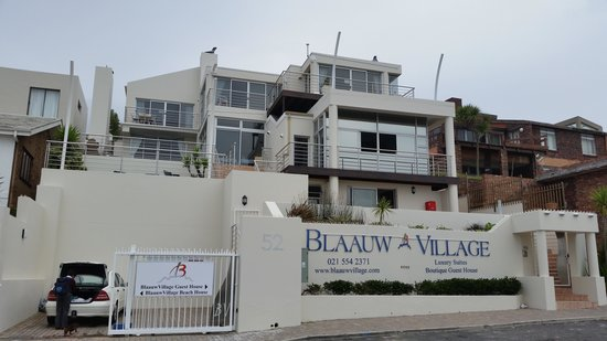 Blaauw Village Guest House: Our winter look