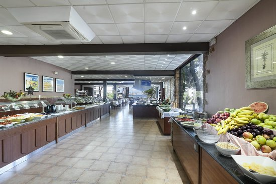 Best Sol Dor: Restaurante/Buffet Best Sol D'or