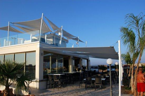 Nissaki Beach Restaurant Cyprus