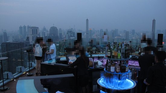 Octave Rooftop Lounge and Bar: lovely