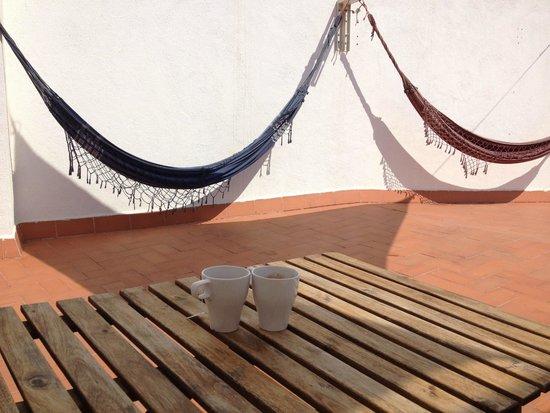 Zoo-LoCo ArT-HoUsE: terraza