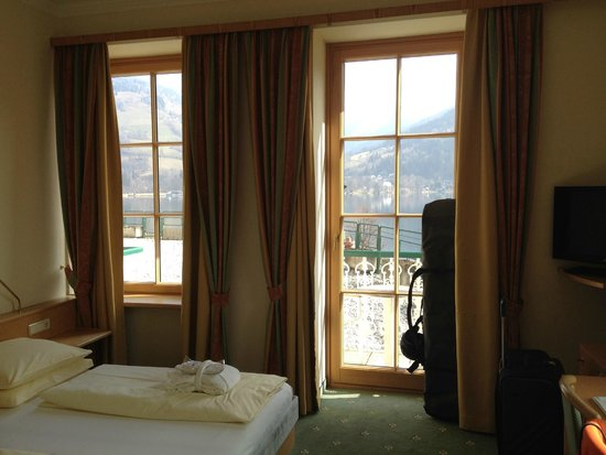 Grand Hotel Zell am See : Наш номер