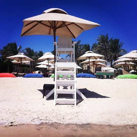 Jumeirah Messilah Beach Hotel & Spa: Beach
