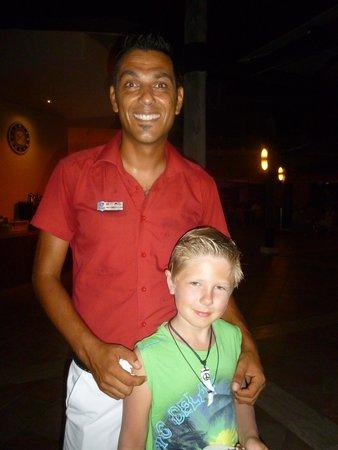 Limak Arcadia Golf & Sport Resort: Mehmet ;-)