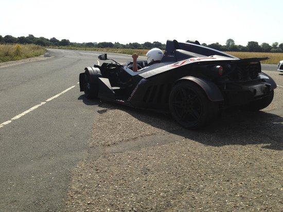 VIP Supercar Experience: KTM XBOW gets the thumbs up!