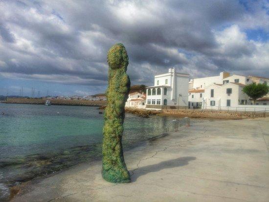 Hostal La Palma: Fornells