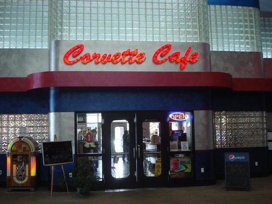 National Corvette Museum: Corvette Cafe